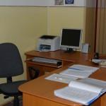 Cabinetul de psihodiagnoză (corpul A)